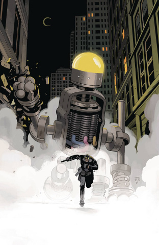 Lobster Johnson: The Metal Monsters of Midtown #1