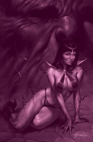 Vengeance of Vampirella #13 (35 Copy Parrillo Tint Virgin Cover)