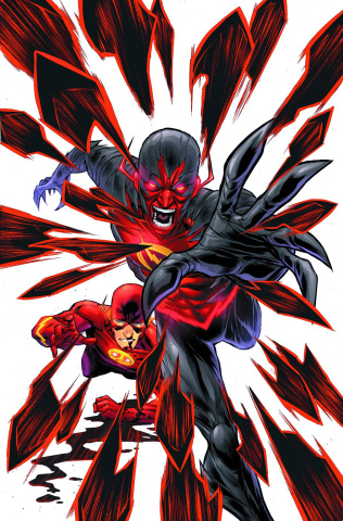 The Flash #23.2: Reverse Flash