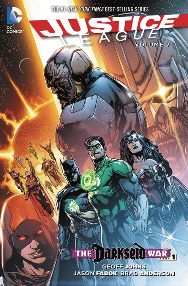 Justice League Vol. 7: The Darkseid War, Part 1