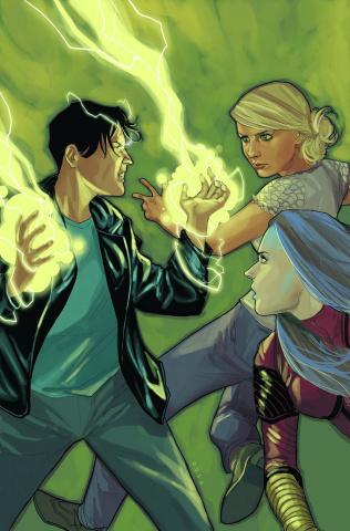 Buffy the Vampire Slayer, Season 9: Freefall #18