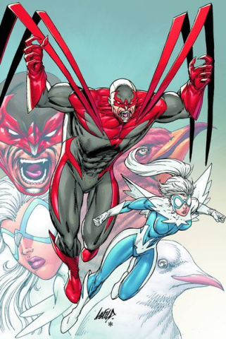 Hawk and Dove Vol. 1: First Strikes
