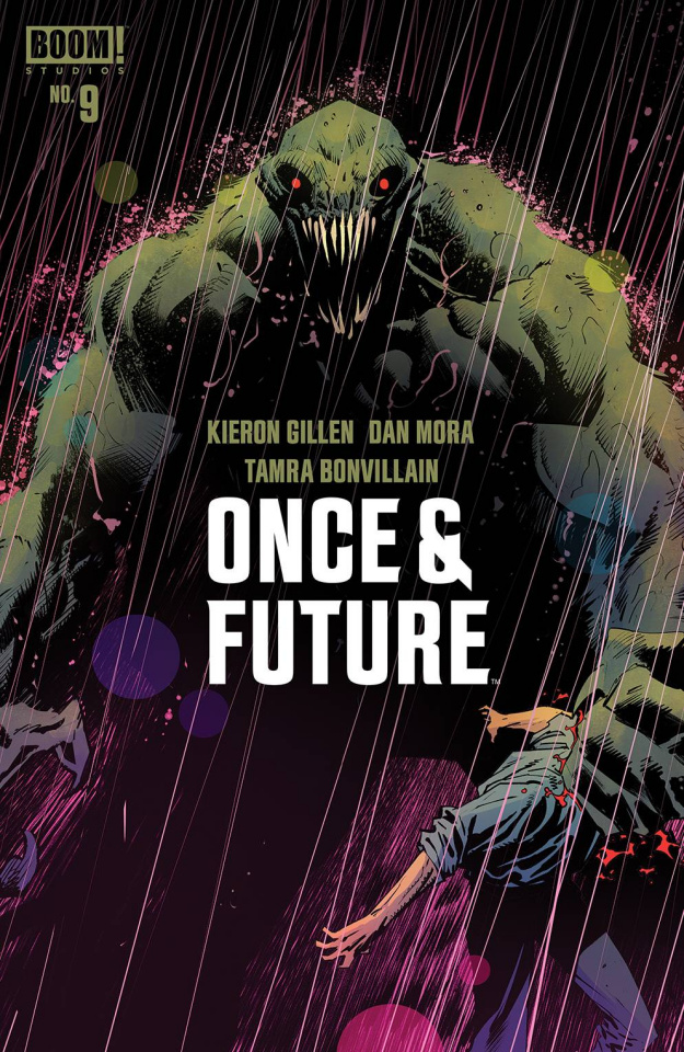 Once & Future #9 (2nd Printing)