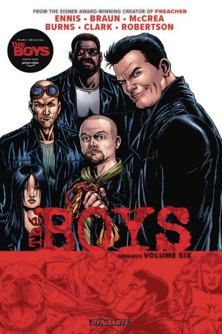 The Boys Vol. 6 (Omnibus)