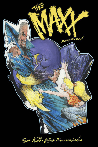 The Maxx: Maxximized Vol. 5
