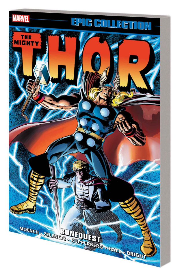 The Mighty Thor: Runequest