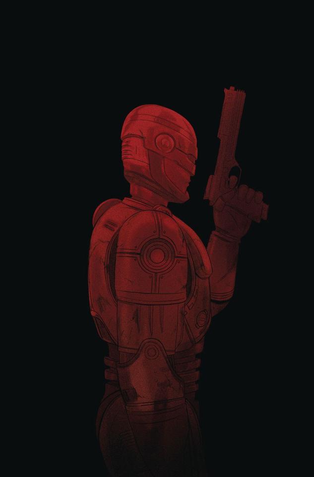RoboCop: Citizen's Arrest #5