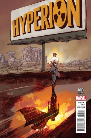 Hyperion #3 (Panosian Cover)