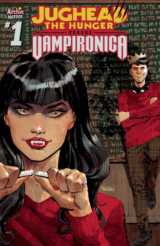 Jughead: The Hunger vs. Vampironica #1 (Panosian Cover)