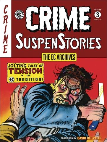 The EC Archives: Crime SuspenStories Vol. 3