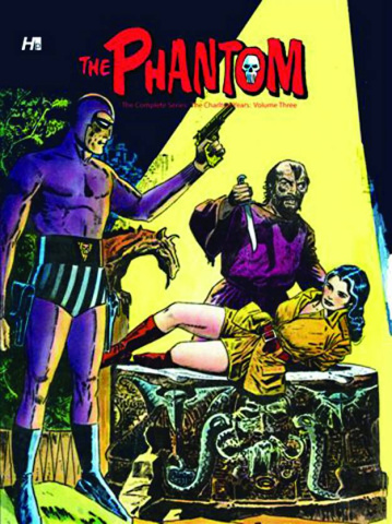 The Phantom: The Complete Series - The Charlton Years Vol. 3