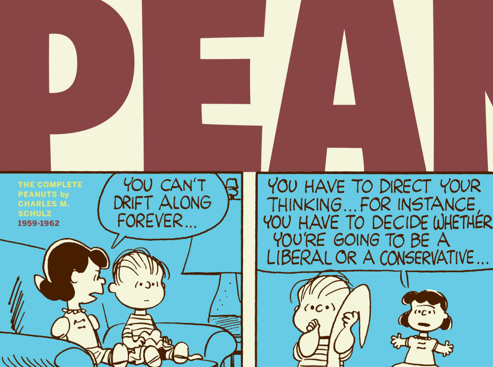 The Complete Peanuts Box Set: 1959-1962