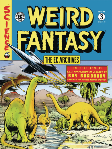 The EC Archives: Weird Fantasy Vol. 3