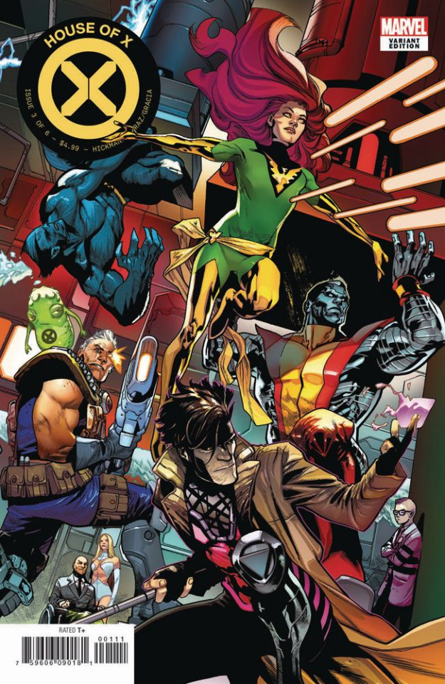 House of X #3 (Asrar Connecting Cover)
