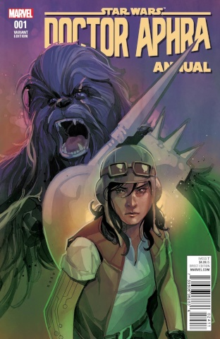 Star Wars: Doctor Aphra Annual #1 (Noto Cover)