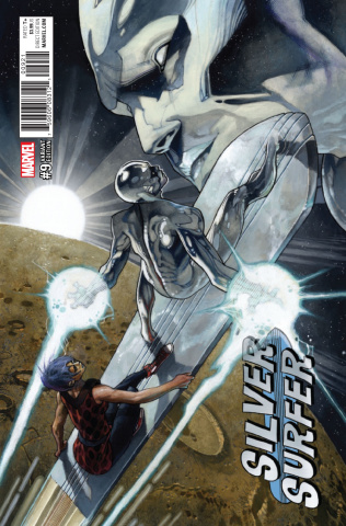 Silver Surfer #9 (Bianchi Cover)