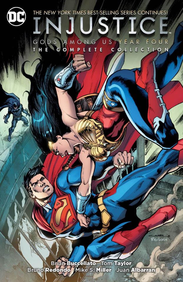 Injustice: Gods Among Us, Year Four (Complete Collection)