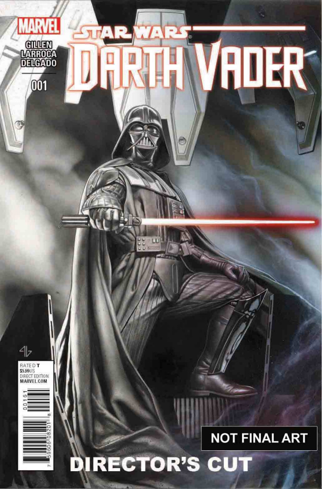 Darth Vader #1 (Director's Cut)