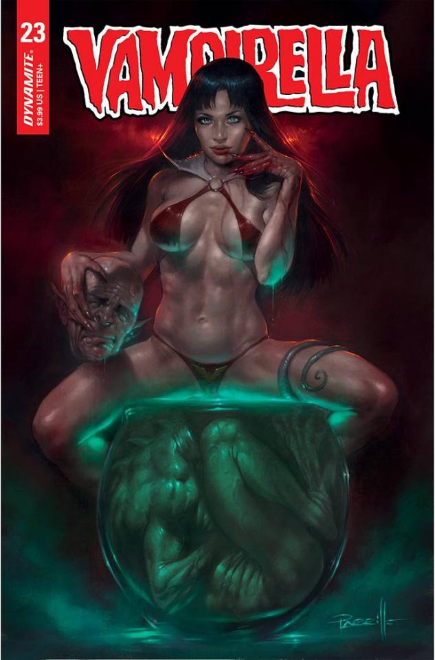 Vampirella #23 (Parrillo Cover)