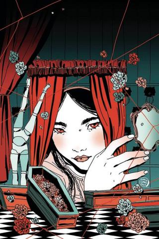 Porcelain #3 (10 Copy Llovet Virgin Cover)
