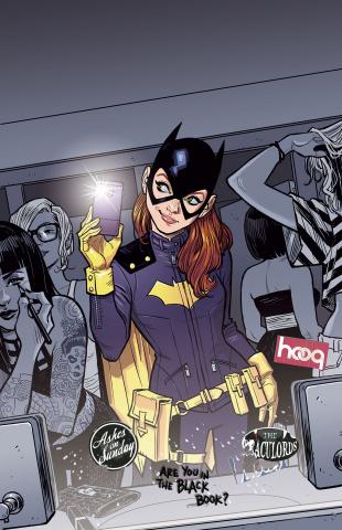 Batgirl of Burnside (Omnibus)