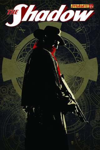 The Shadow #17 (Bradstreet Cover)