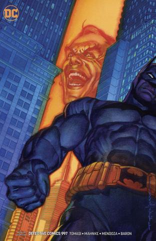 Detective Comics #997 (Variant Cover)