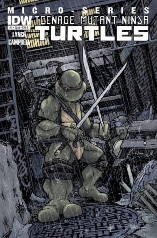 Teenage Mutant Ninja Turtles Micro-Series Vol. 1