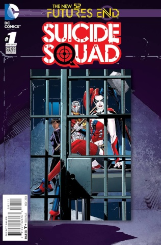 New Suicide Squad: Future's End #1