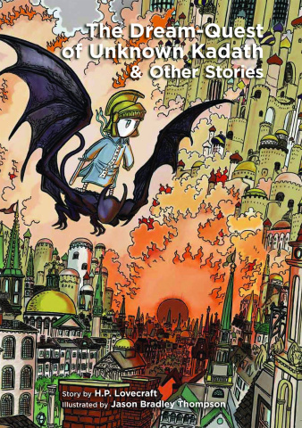 The Dream Quest of Unknown Kadath & Other Stories