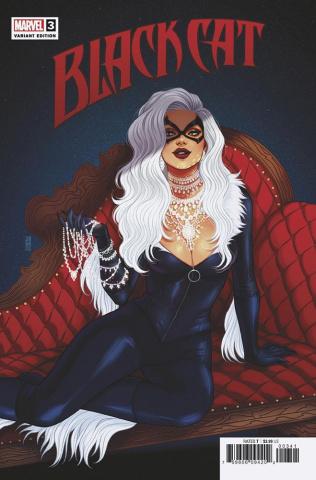 Black Cat #3 (Bartel Cover)