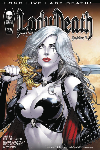 Lady Death: Revelations #1