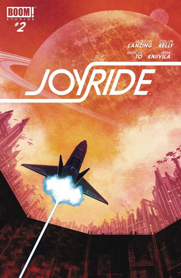 Joyride #2 (2nd Printing)