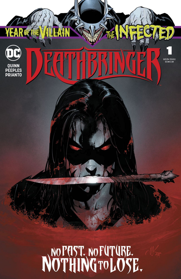 The Infected: Deathbringer #1