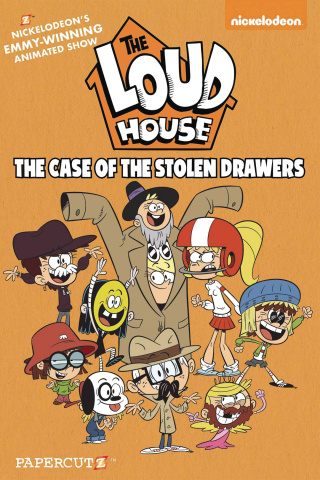 The Loud House Vol. 12: The Case of the Stolen Drawers