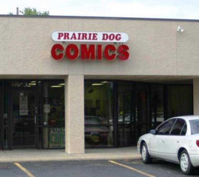 Prairie Dog Comics