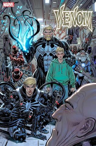 Venom #29 (2nd Printing)