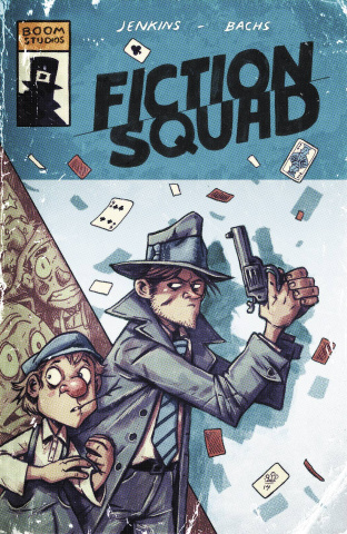 Fiction Squad #1 (20 Copy Ramos Cover)