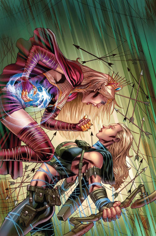 Robyn Hood: Justice #5 (Vitorino Cover)
