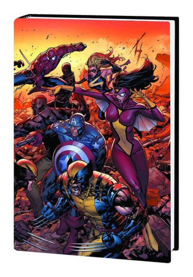 New Avengers Vol. 6