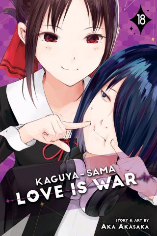Kaguya-Sama: Love Is War Vol. 18