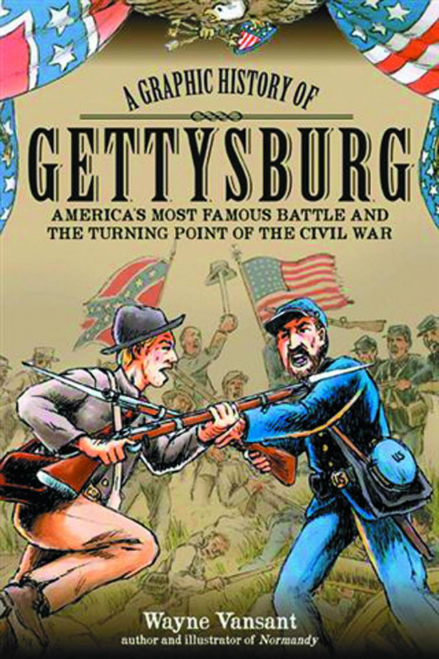 A Graphic History of Gettysburg