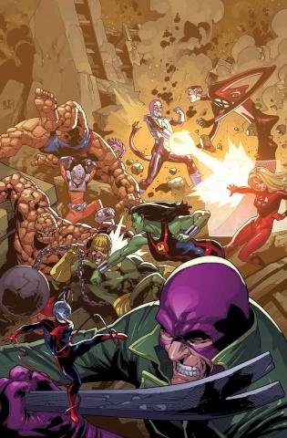 Fantastic Four #4