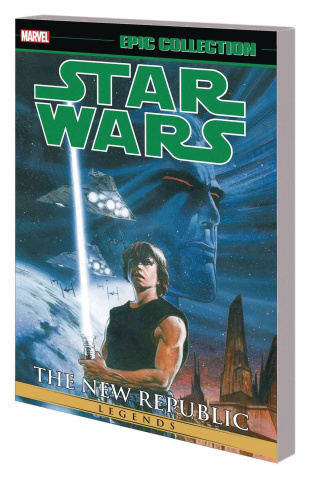 Star Wars Legends: The New Republic Vol. 4 (Epic Collection)