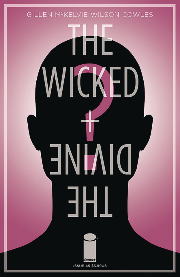The Wicked + The Divine #45 (McKelvie & Wilson Cover)