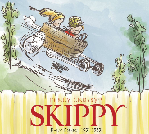 Skippy Vol. 3: The Complete Dailies 1931-1933