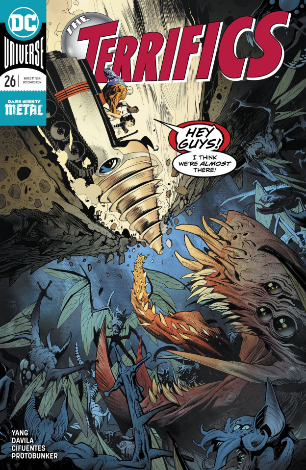 The Terrifics #26