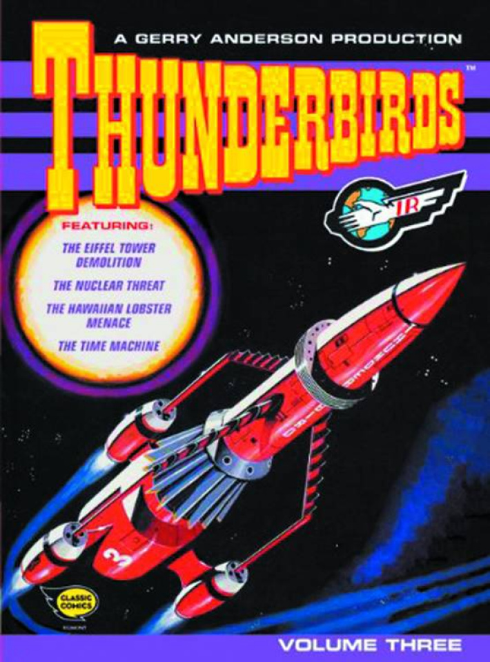 Thunderbirds Vol. 3