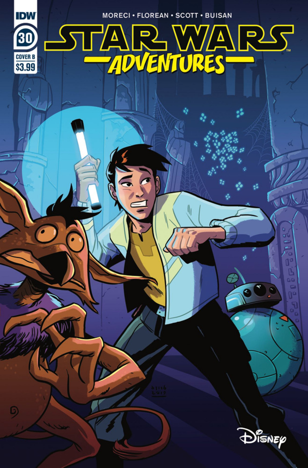 Star Wars Adventures #30 (Buisan Cover)