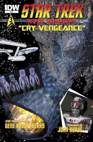 Star Trek: New Visions - Cry Vengeance